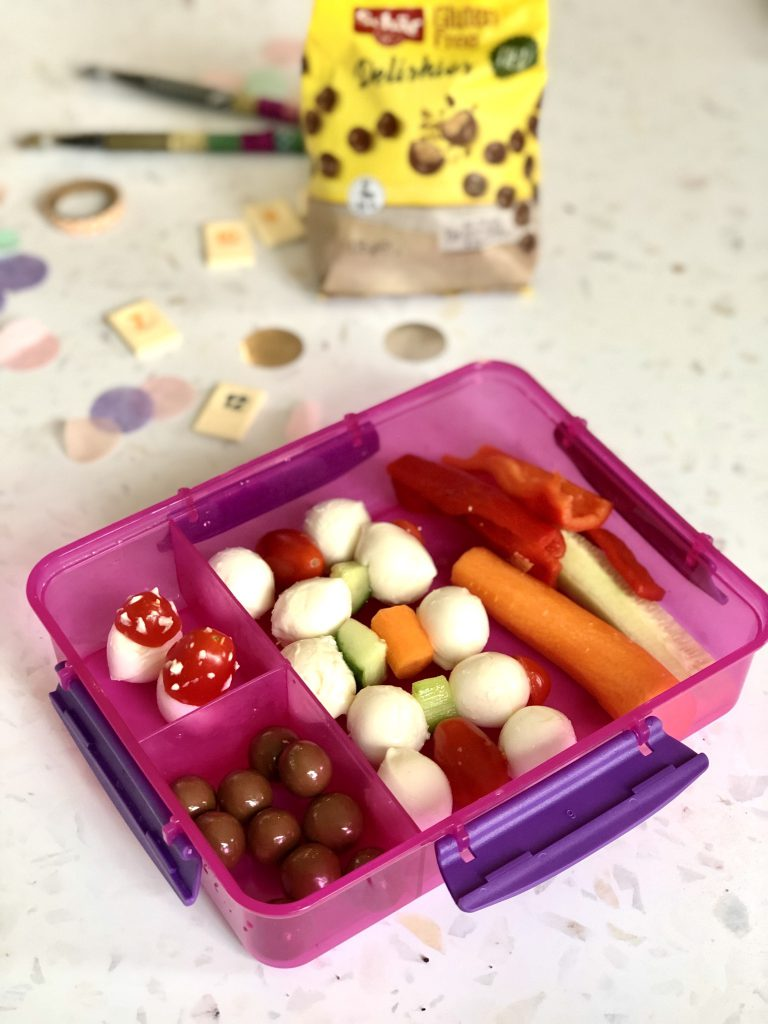 gltuenvrije lunchbox