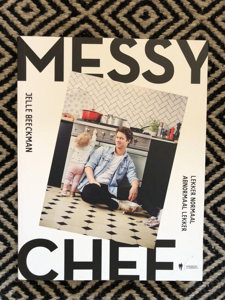 The Messy Chef - Kookboeken van eigen bodem