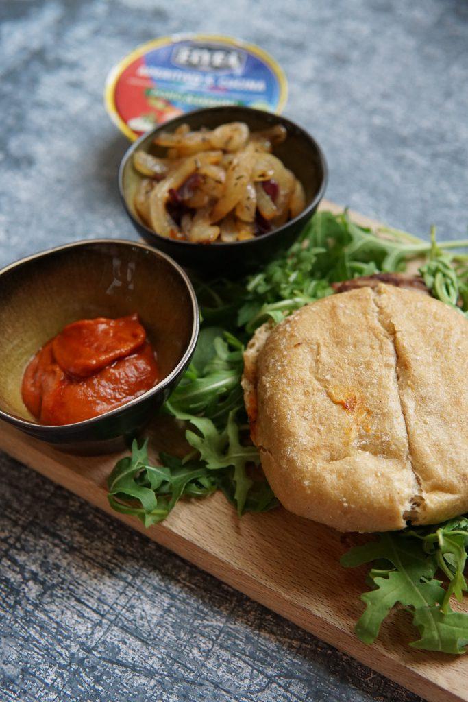 steak sandwich Elvea - glutenvrije snack