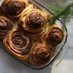 glutenvrije cinnamon swirls of kaneelkoek