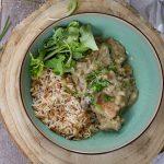 kip ovenschotel met groentjes
