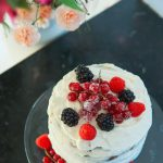 naked glutenfree cake