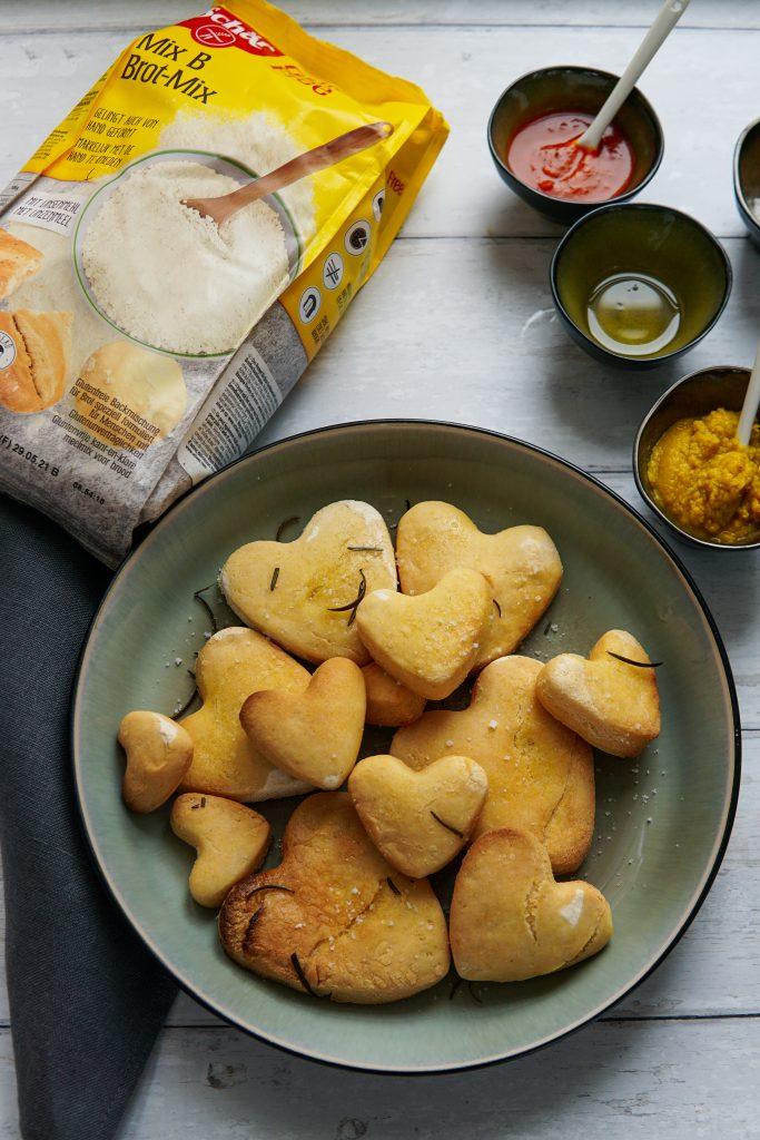 Valentijns brunch met een lekkere home baked focaccia