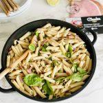 one pot pasta met charles beenham