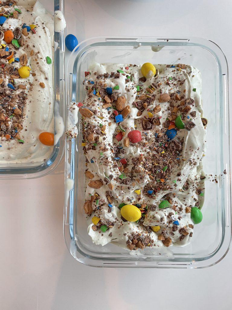 M&M Icecream